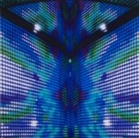 210x210cm Acrylic on Canvas